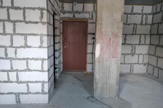 Студия, 27 м2, 2 этаж