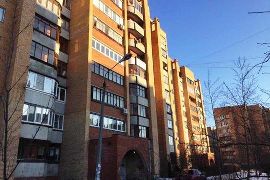 2-комн квартира, 55.6 м2, 1 этаж