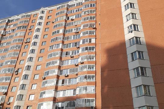 1-комн квартира, 38 м2, 14 этаж