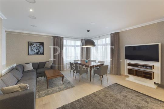 5-комн квартира, 296 м2, 21 этаж