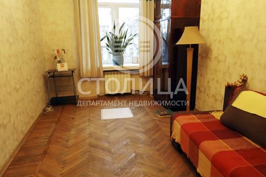 Комната в квартире, 52 м2, 3 этаж