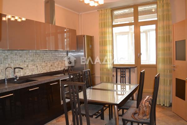 2-комн квартира, 79 м2, 4 этаж - фото 1