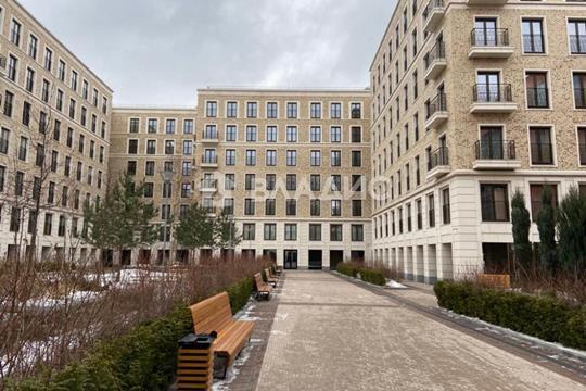 4-комн квартира, 116.2 м2, 6 этаж