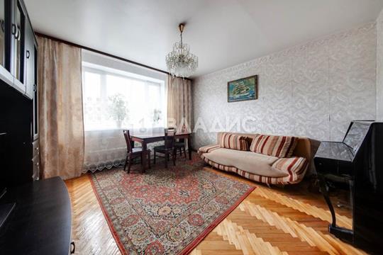 4-комн квартира, 86.9 м2, 2 этаж