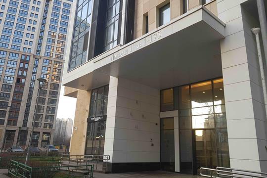 3-комн квартира, 120 м<sup>2</sup>, 22 этаж_1