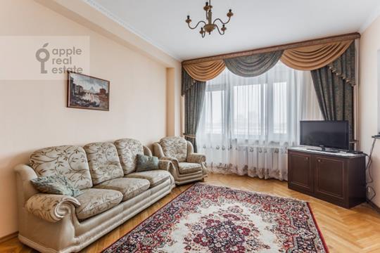3-комн квартира, 105 м2, 9 этаж