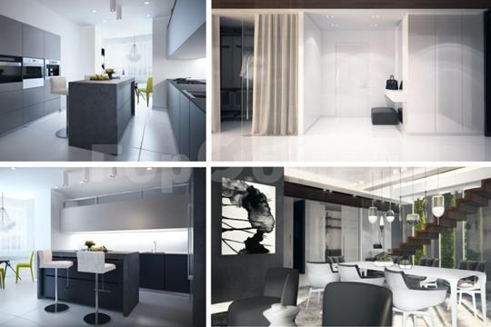 Многокомнатная квартира, 307.4 м2, 31 этаж