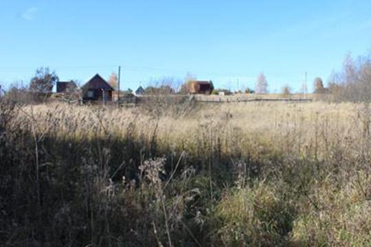 Участок, 10 соток, село Благовещенье СНТ Цвет 263, Минское шоссе