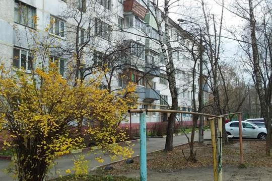 3-комн квартира, 59.4 м2, 2 этаж