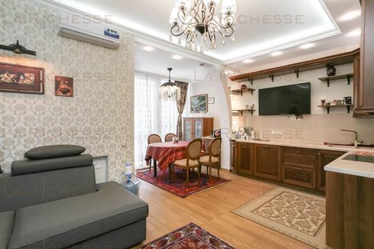 3-комн квартира, 85 м2, 4 этаж