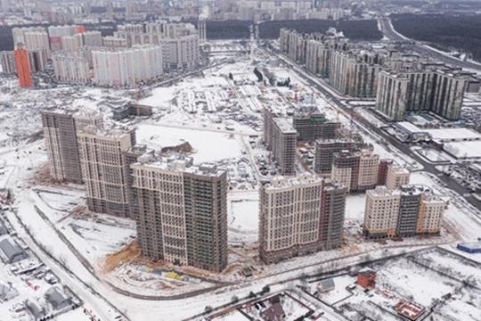 2-комн квартира, 46.3 м2, 23 этаж