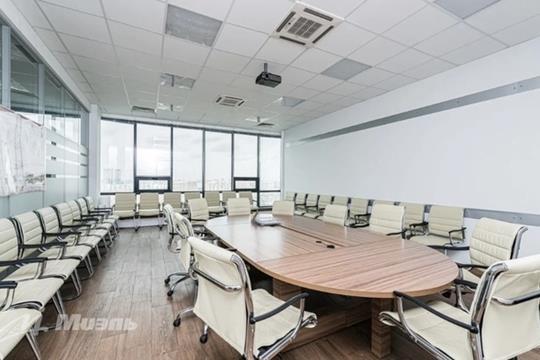 Офис, 190.4 м2, класс B+