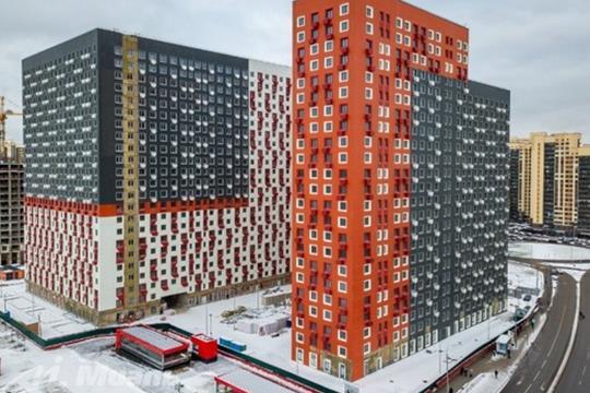 3-комн квартира, 87 м2, 13 этаж