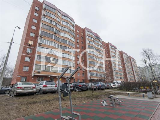 2-комн квартира, 58.5 м2, 3 этаж - фото 1