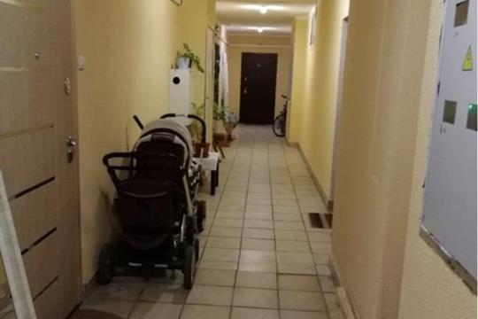 1-комн квартира, 42 м2, 17 этаж