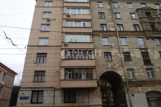 3-комн квартира, 84.4 м2, 2 этаж