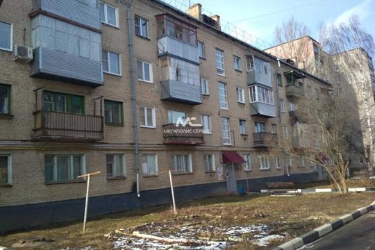 3-комн квартира, 55 м2, 4 этаж