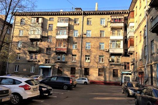 2-комн квартира, 56.1 м2, 5 этаж