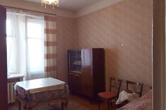 Комната в квартире, 56 м2, 4 этаж