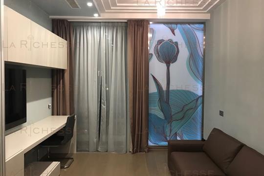 3-комн квартира, 128.8 м2, 2 этаж