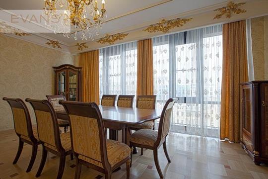 4-комн квартира, 190 м2, 8 этаж