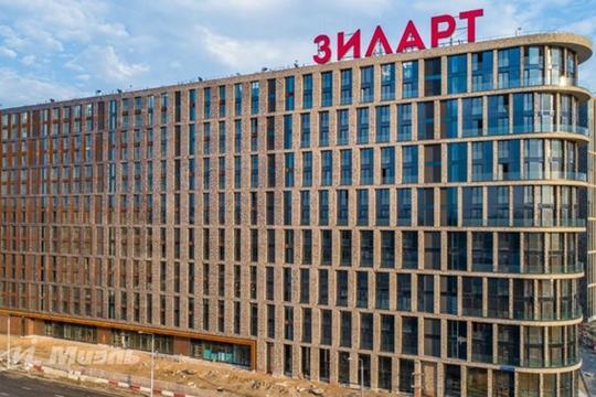 3-комн квартира, 139.5 м2, 8 этаж