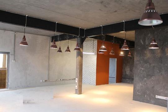 Офис, 181.5 м2, класс C