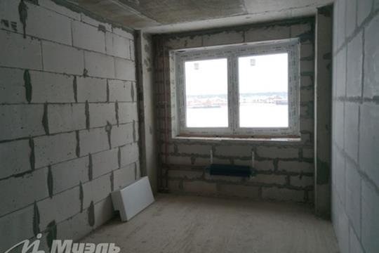 Студия, 30.5 м2, 3 этаж