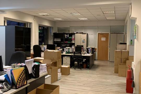 Офис, 205 м2, класс C