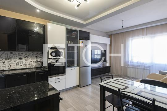 3-комн квартира, 71.5 м2, 14 этаж