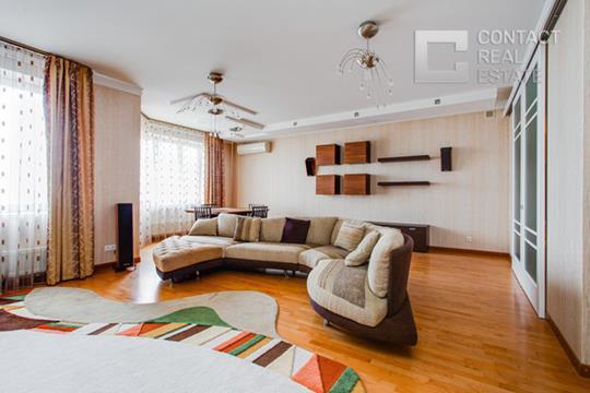 3-комн квартира, 143.2 м2, 13 этаж