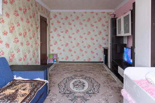 3-комн квартира, 63.25 м2, 1 этаж