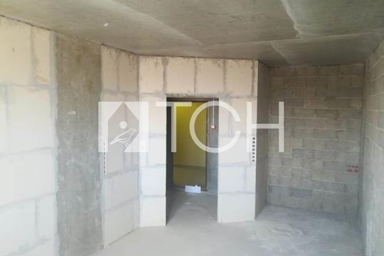 1-комн квартира, 43.5 м2, 13 этаж