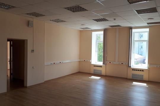 Офис, 150 м2, класс B