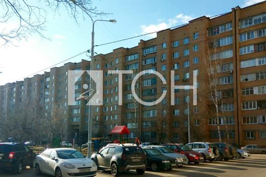 3-комн квартира, 64.2 м2, 4 этаж