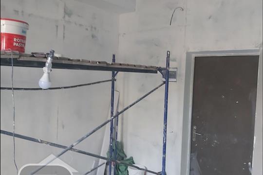 Студия, 18 м2, 1 этаж