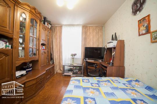 2-комн квартира, 43.2 м2, 3 этаж