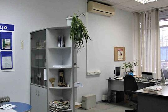 Офис, 9820 м2, класс C