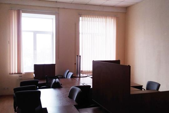 Офис, 90 м2, класс B