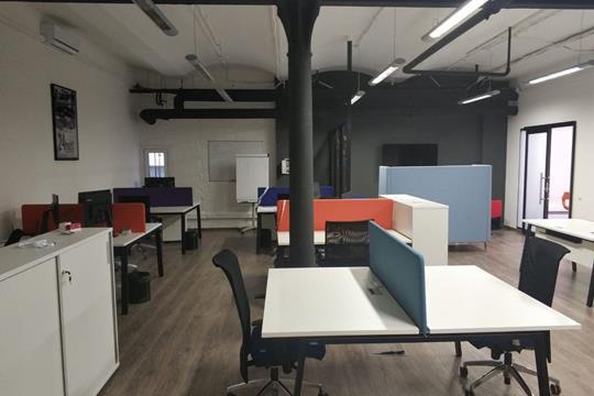 Офис, 133.4 м2, класс B