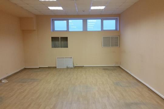 Офис, 45.3 м2, класс B