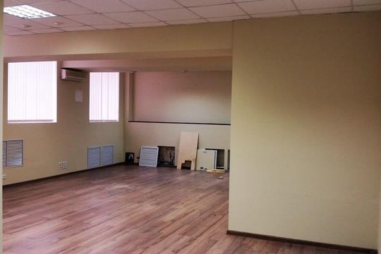 Офис, 94.5 м2, класс B