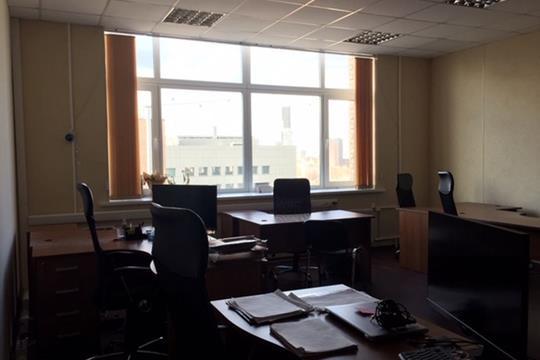 Офис, 124 м2, класс B