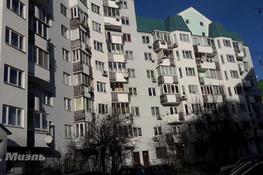 4-комн квартира, 107.1 м2, 1 этаж