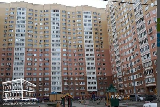 2-комн квартира, 66.2 м2, 17 этаж