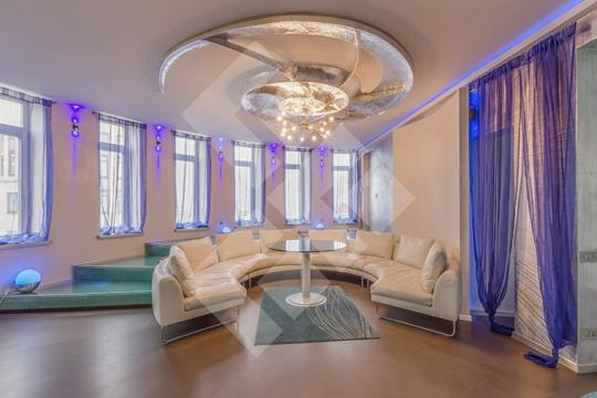 Многокомнатная квартира, 273 м2, 23 этаж