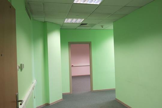 Офис, 140.7 м2, класс A