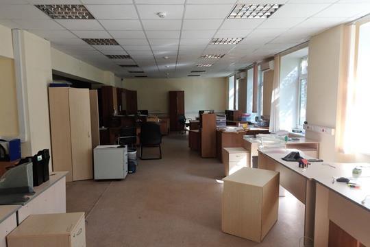 Офис, 869.9 м2, класс C
