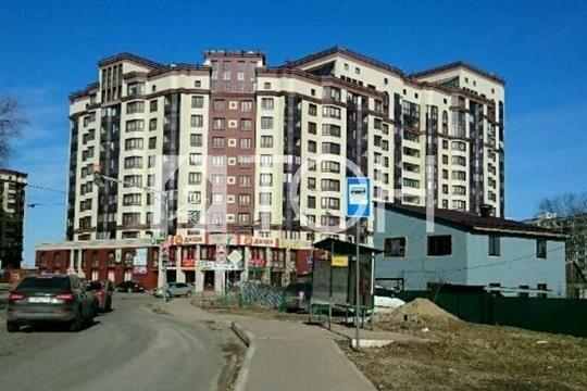 1-комн квартира, 55.6 м2, 3 этаж