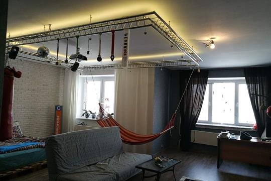 2-комн квартира, 106 м2, 6 этаж